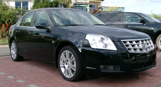 Cadillac – автомобили класса «люкс»