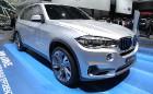 Гибрид BMW Concept X5 eDrive
