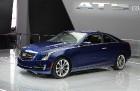 Роскошь и комфорт в новом Cadillac ATS Coupe