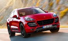 Новейшая автомашина Porsche Macan 2014