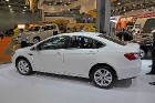 Новенький тайваньский Luxgen 5 Sedan