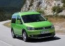 Новинка - автомобиль Volkswagen Caddy Cross