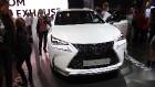 Новый Lexus NX представили на закрытой презентации в Москве