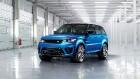 Range Rover SVR – заявка на скорость