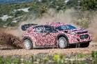 Citroen C3 WRC 2017: первые испытания