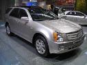 Cadillac SRX 4WD