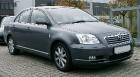 Рекомендации по покупке б/у машины Тойота Авенсис