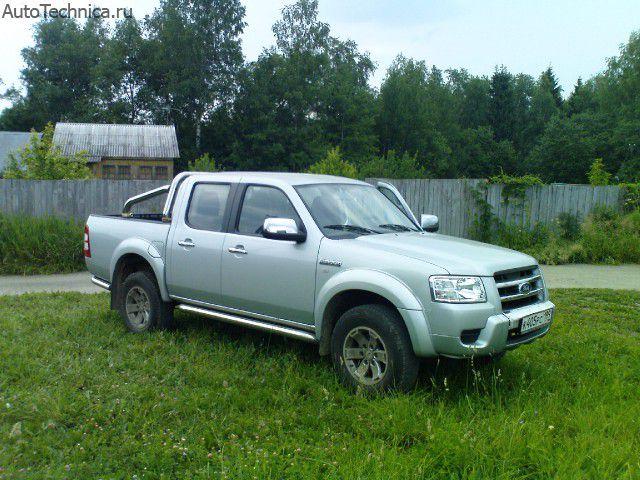 Продажа ford ranger 2008 г в цена 660 000 руб в