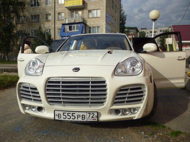 Продажа porsche cayenne 2004 г в цена 1 750 000 руб в