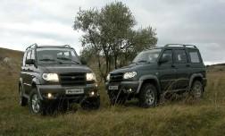 УАЗ закончил разработку двух новых версий Patriot