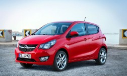 Компания Opel рассказала о комплектации Karl