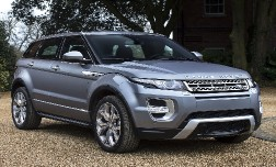 Шпионы уже в открытую подошли к  открытому Range Rover Evoque