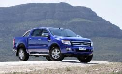 Новый Ford Ranger уже появился на фото