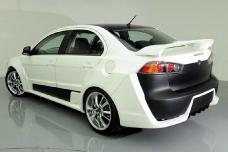 Proton Jebat а-ля Mitsubishi EVO