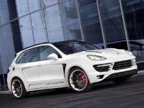 Porsche Cayenne Vantage GTR2: тюнинг по-русски
