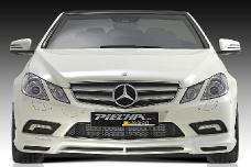 Кабриолет Mercedes-Benz E-Klasse в исполнении Piecha