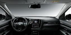 Обновленный Mitsubishi Outlander: рожденный побеждать