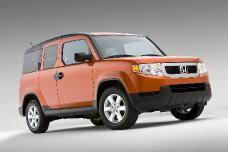 Выпуск кроссовера Honda Element свернут из-за низкого спроса