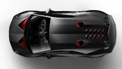 А выйдет ли в серию Lamborghini: Sesto Elemento?