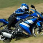 Показали Yamaha YZF-R15