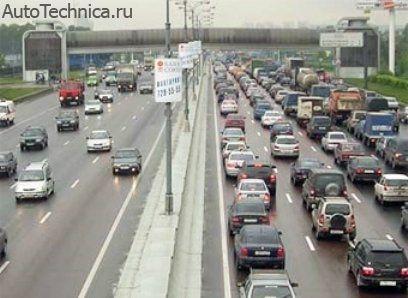 Московскую кольцевую автодорогу (МКАД) необходимо расширять для увеличения пропускной способности.