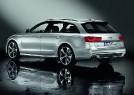 В новом  Audi A6 Avant установили