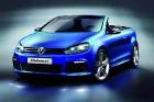 Volkswagen представил новый кабриолет Golf R