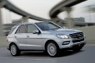 Официально представлен новый Mercedes ML