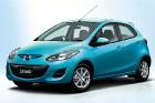 Выпущена обновленная Mazda 2