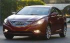Hyundai обнародовал характеристики Sonata 2012