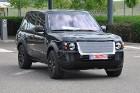 Range Rover разрабатывает новый гибридный внедорожник