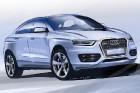 Новая Audi Q4 составит конкуренцию Range Rover Evoque