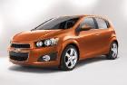 Объявлена цена на новый Chevrolet Sonic