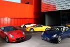 Ferrari отходит от традиционного красного цвета