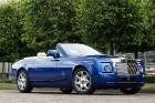 Rolls-Royce выпустил роскошный кабриолет Phantom