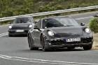 Состоялся первый показ обновленного Porsche 911