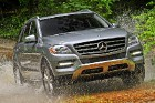 Названа цена нового Mercedes-Benz M-класса