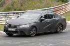 Опубликованы первые фотографии нового Lexus GS