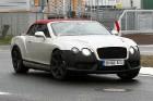 Bentley тестирует новый турбированный двигатель V8