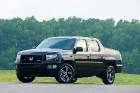 Honda выпустит новый мини-грузовик Ridgeline Sport