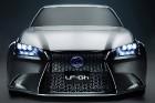 В 2013 году Lexus планирует выпустить купе  Lexus GS