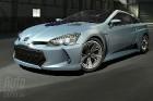 Модельный ряд Toyota Prius будет расширен
