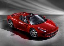 Компания Ferrari представила родстер 458 Spider