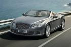 Bentley показал новый кабриолет
