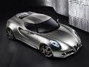 Alfa Romeo покажет новую версию концепта 4C