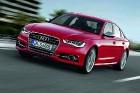 Audi S6 и S6 Avant сбросили камуфляж