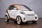 Выпущен концепт электромобиля Smart