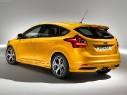 Ford представил «заряженный» Focus ST