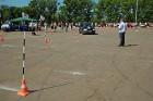 В России прошли первые соревнования «Автоледи»