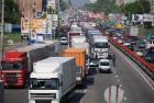 Грузовикам запретят въезд в центр Москвы